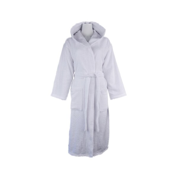 Luxury 100% Light-Weight 100% Turkish Cotton Bathrobe by Lunasidus